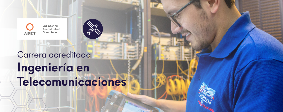 Acreditación ABET Telecomunicaciones